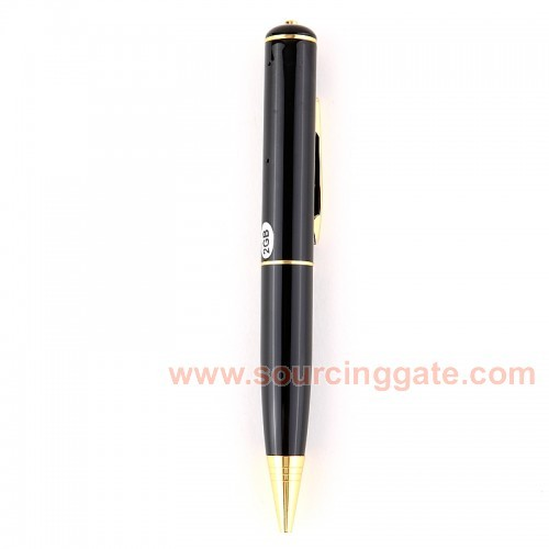 Mini Ball Point Pen Video Camera4
