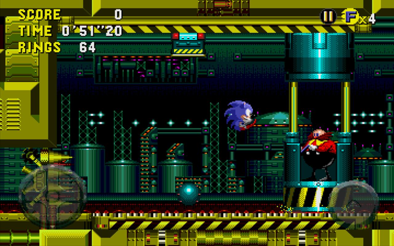 Download Sonic CD