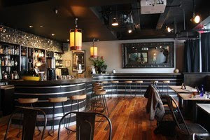 Bar Nitehawk du RDC, New York