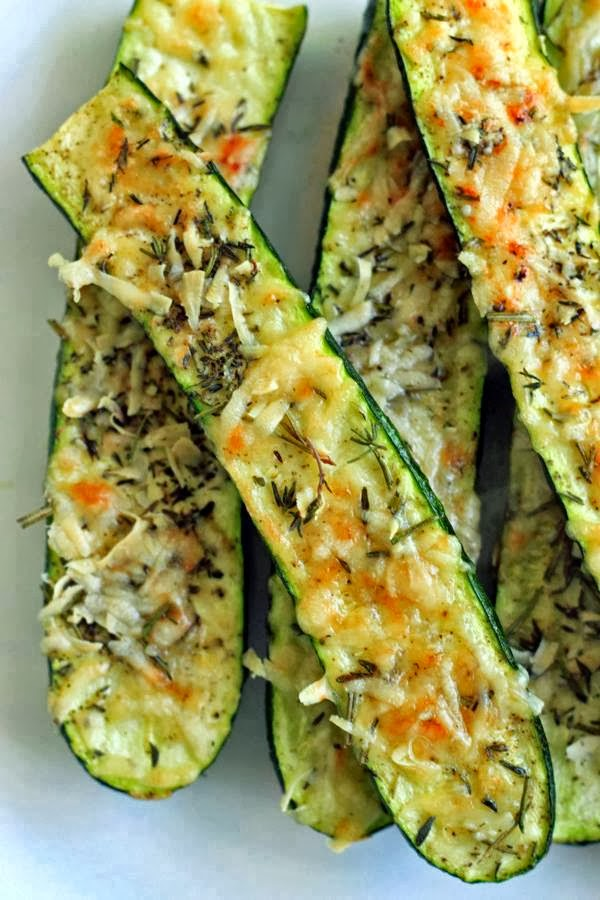 Recipes found on Facebook: CRUSTY PARMESAN- HERB ZUCCHINI BITES