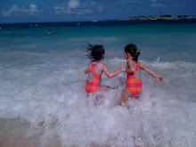 Girls At Orient Beach