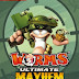 Worms Ultimate Mayhen Free Download Game
