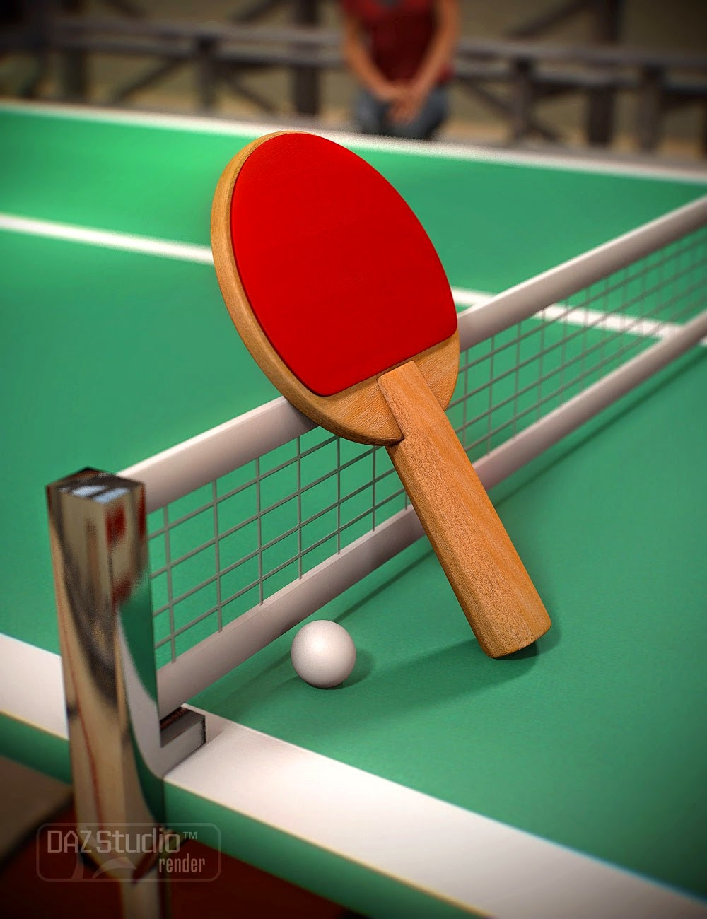 Download daz studio 3 for free daz 3d table tennis for Table tennis
