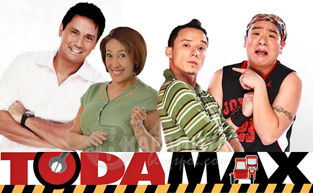 Ai Ai Delas Alas, Richard Gomez, Epi and Vandolph Quizon on Toda Max Month-long 1st Anniversary Special