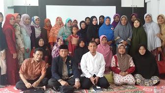 Bersama Da'i Binaan Baznas Batam
