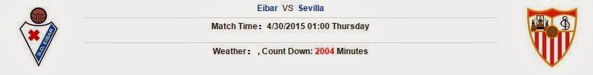 kèo bóng đá chọn lọc  Eibar vs Sevilla
