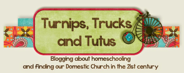Turnips, Trucks and Tutus
