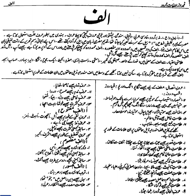 feroz-ul-lughaat pdf dictionary