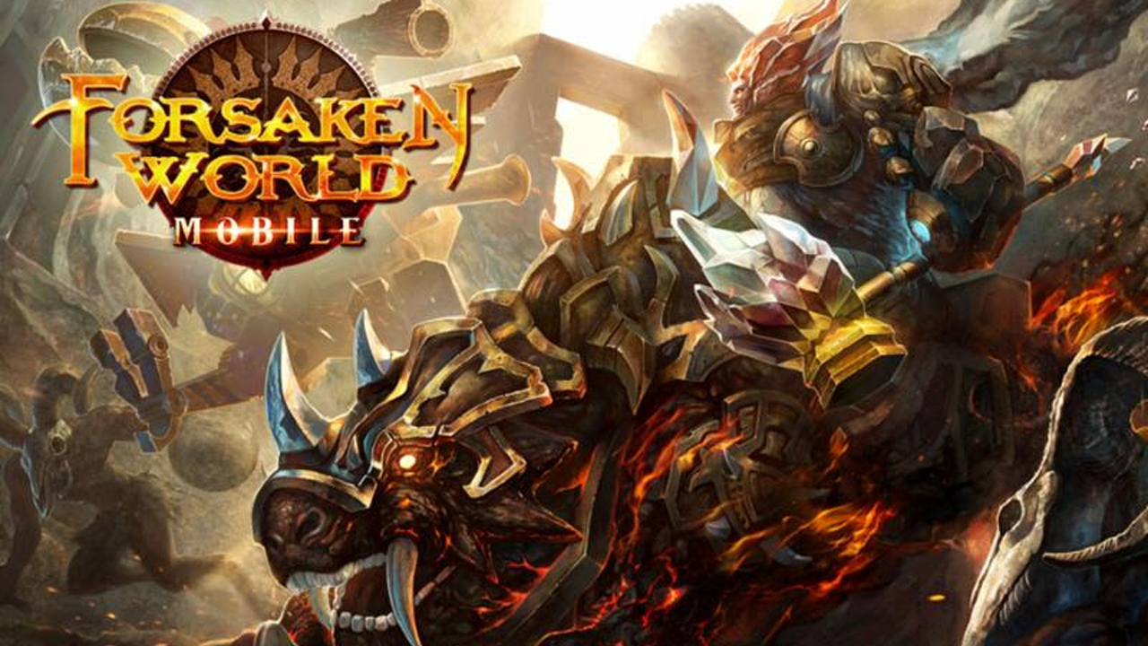 Forsaken World Mobile Gameplay IOS / Android