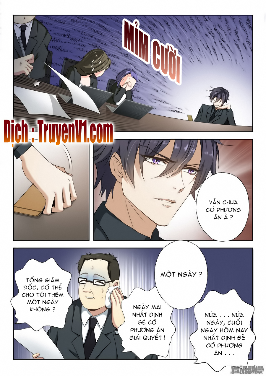 Hào Môn Thiên Giới Tiền Thê Chap 7 page 6