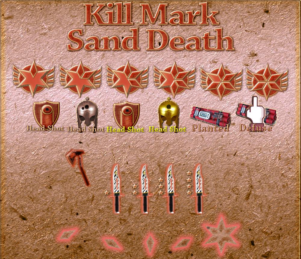 Killmark Sand Death