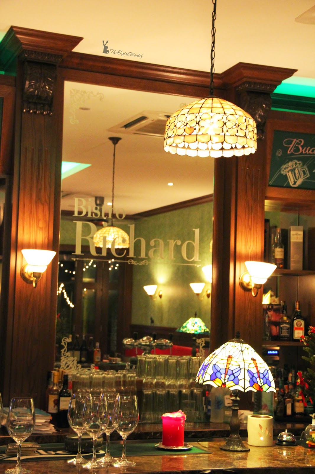 Food review: bistro richard at sentul klpac ~ the b girl world