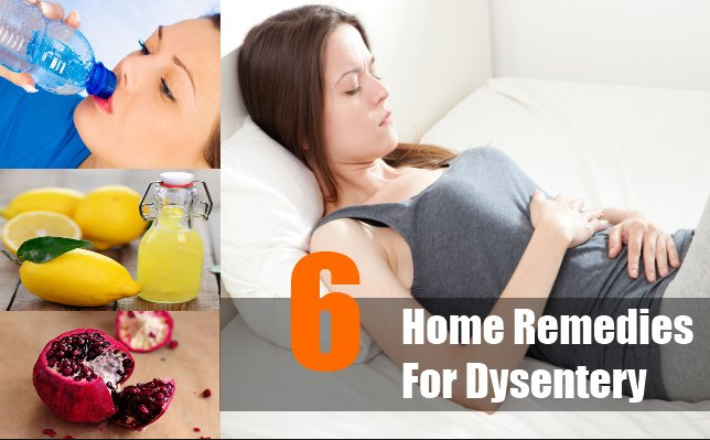 Dysentery Treatment and Symptoms