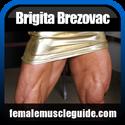 Brigita Brezovac Female Bodybuilder Thumbnail Image 3