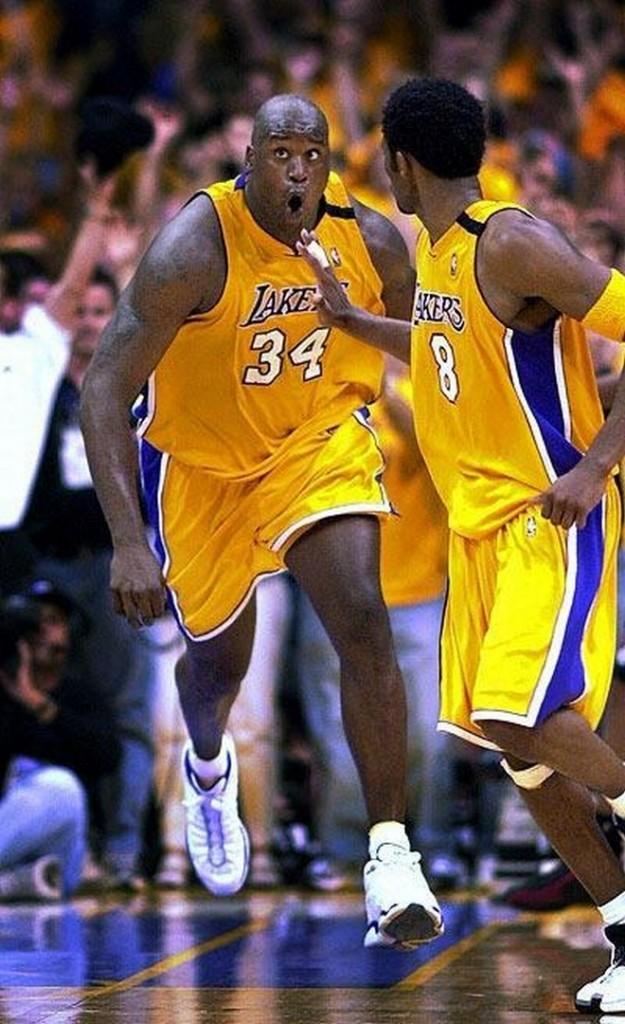 Shaquille O'Neal Lakers Wallpaper ~ Big Fan of NBA - Daily ...