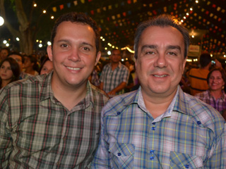 Vereador Thiago Cavalcante será o vice na chapa de Ricardo Teobaldo