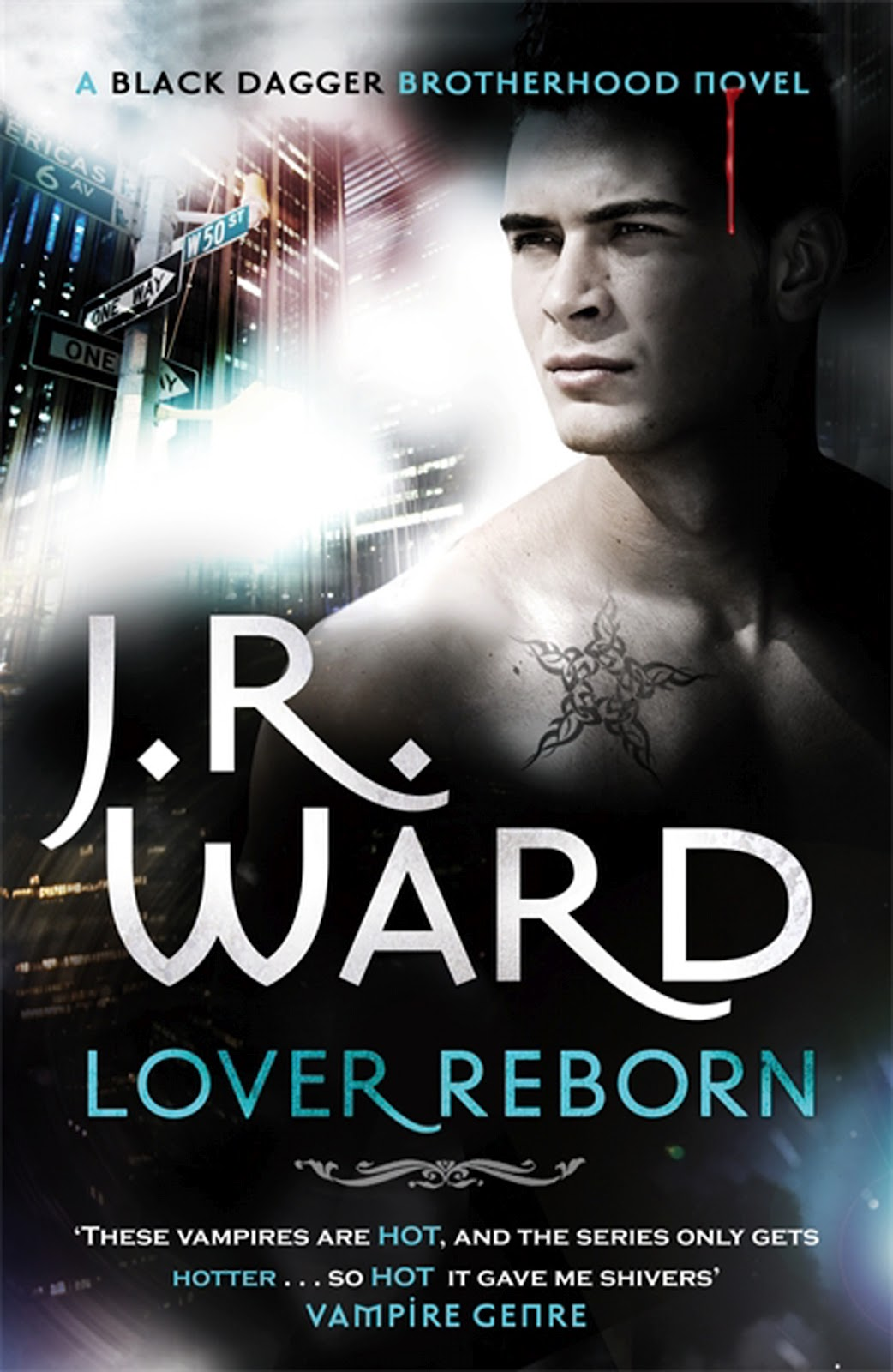 'love Reborn' Black Dagger Brotherhood #10 By Jr Ward
