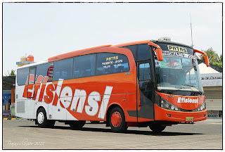 Alamat Travel Bus Efisiensi Yogyakarta ( Ambarketawang)