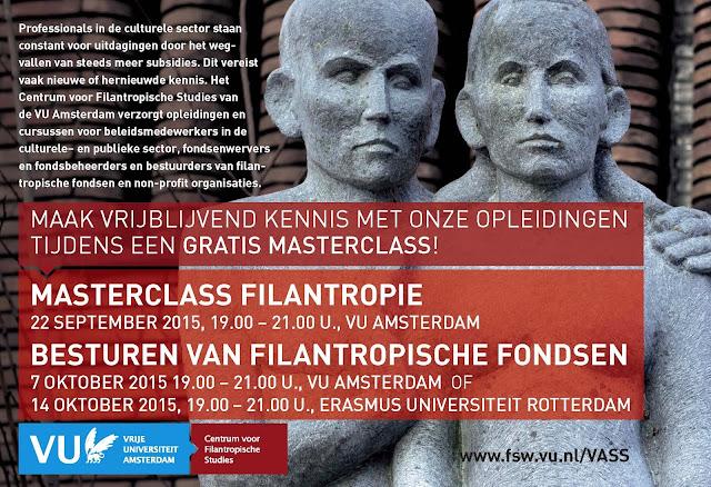 brochure Masterclass Filantropie