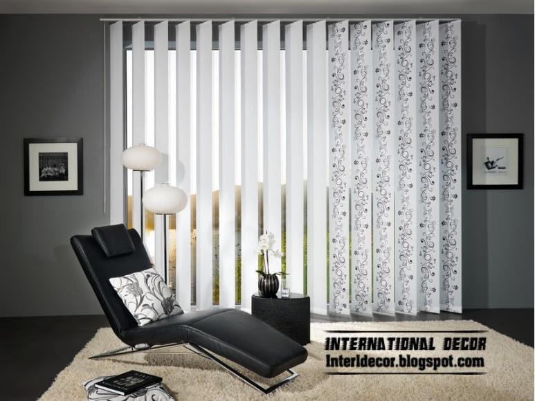 Modern Japanese Curtains Designs 2014