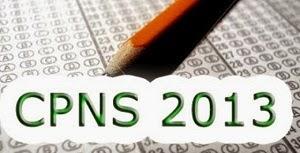 Daftar Tenaga Honorer Kategori II (K2) Peserta Tes CPNS 2013