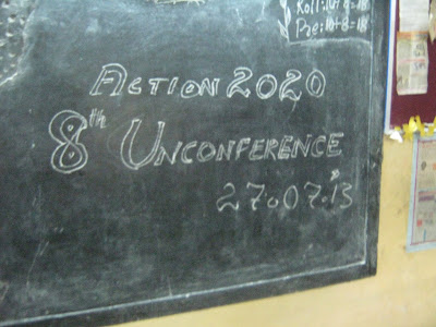 Action2020 - 8th UnConference