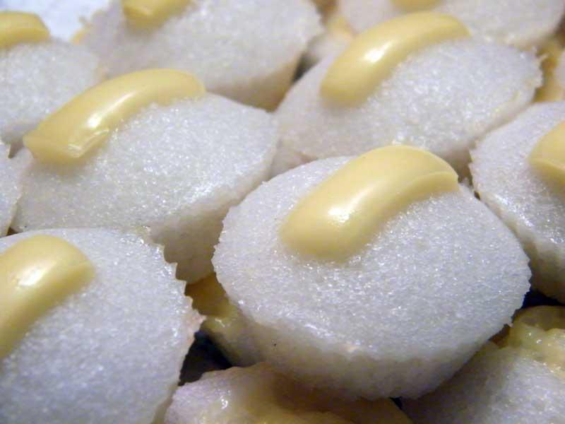 Filipino Steamed White Rice Cake Recipe