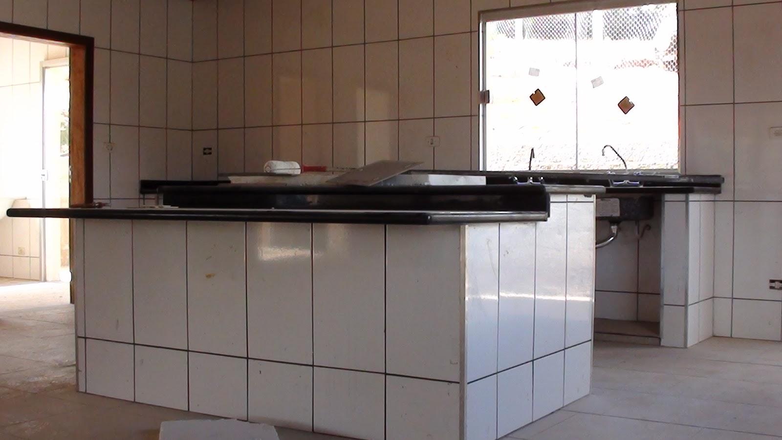 Cozinha Ilha Com Pia Beyato Com V Rios Desenhos Sobre Id Ias De