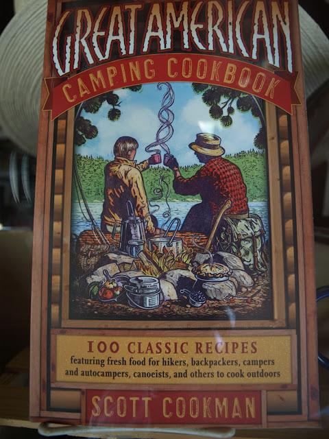 Libro de recetas clásicas, Great American Camping Cookbook