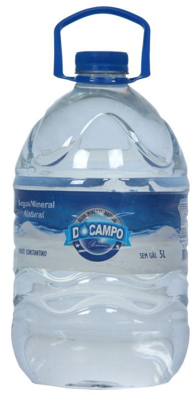 Água 5 Litros do Campo