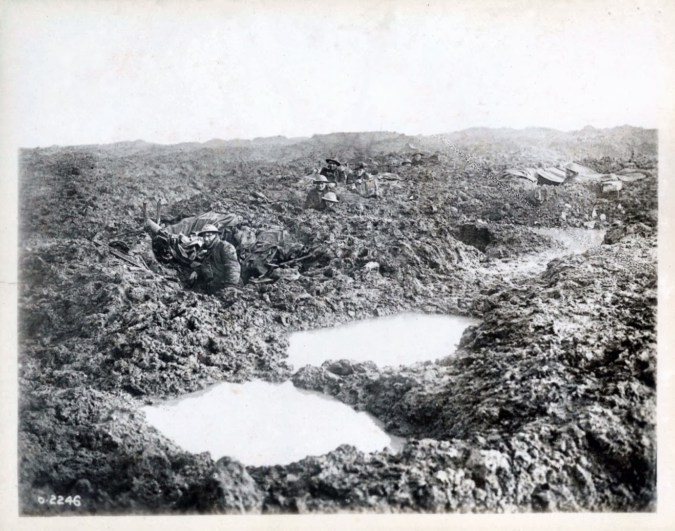 battle of passchendaele essay Explore one of the most infamous battles of ww1 - the battle of passchendaele famous for the scale of casualties, and also for the mud.
