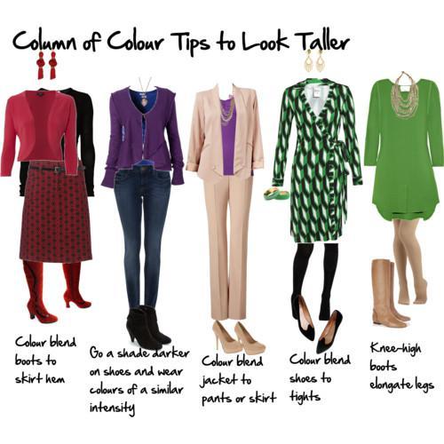 Dress Well To Look Taller ~ How Can Grow Taller