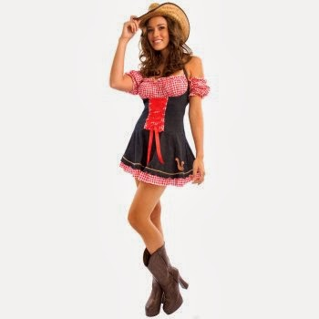 Cute Cowgirl Outfit Styles