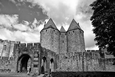 Carcassone (France), by Guillermo Aldaya / PhotoConversa