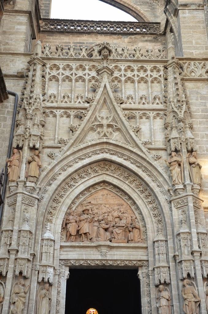 Puerta de Palos - Catedral - Sevilla