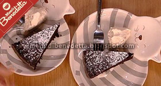 Torta Brasiliana al Cacao di Benedetta Parodi