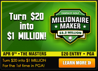 Make a Million at the Masters