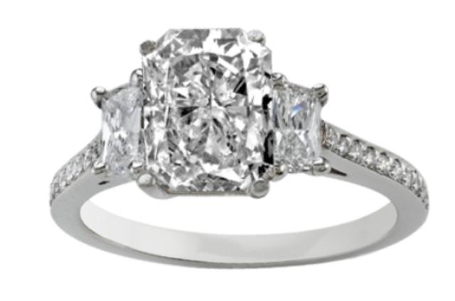 Hilary Duff Engagement Ring