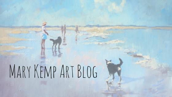 Mary Kemp Art Blog