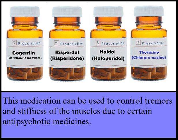 Benztropine