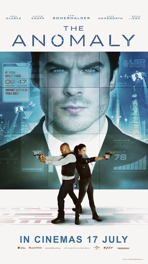 Ver The Anomaly (2014) Online