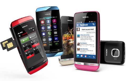 Info Harga Nokia Seri Asha Terbaru 2013