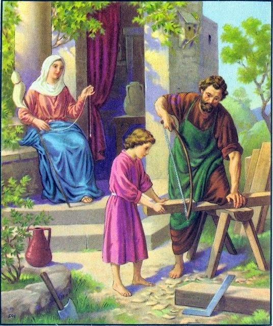 Jesus The Carpenter S Son Kids Lesson