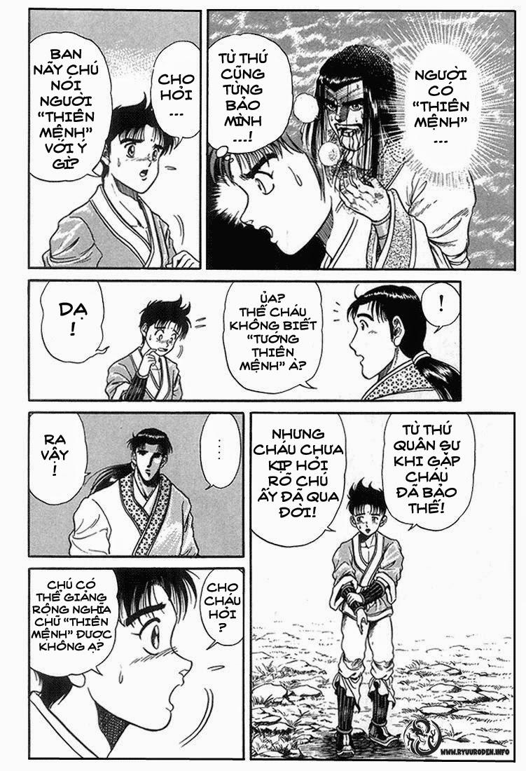 Chú Bé Rồng - Ryuuroden chap 4 - Trang 36