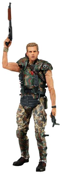 NECA Aliens Series 1 Corporal Hicks Figure - Official Image