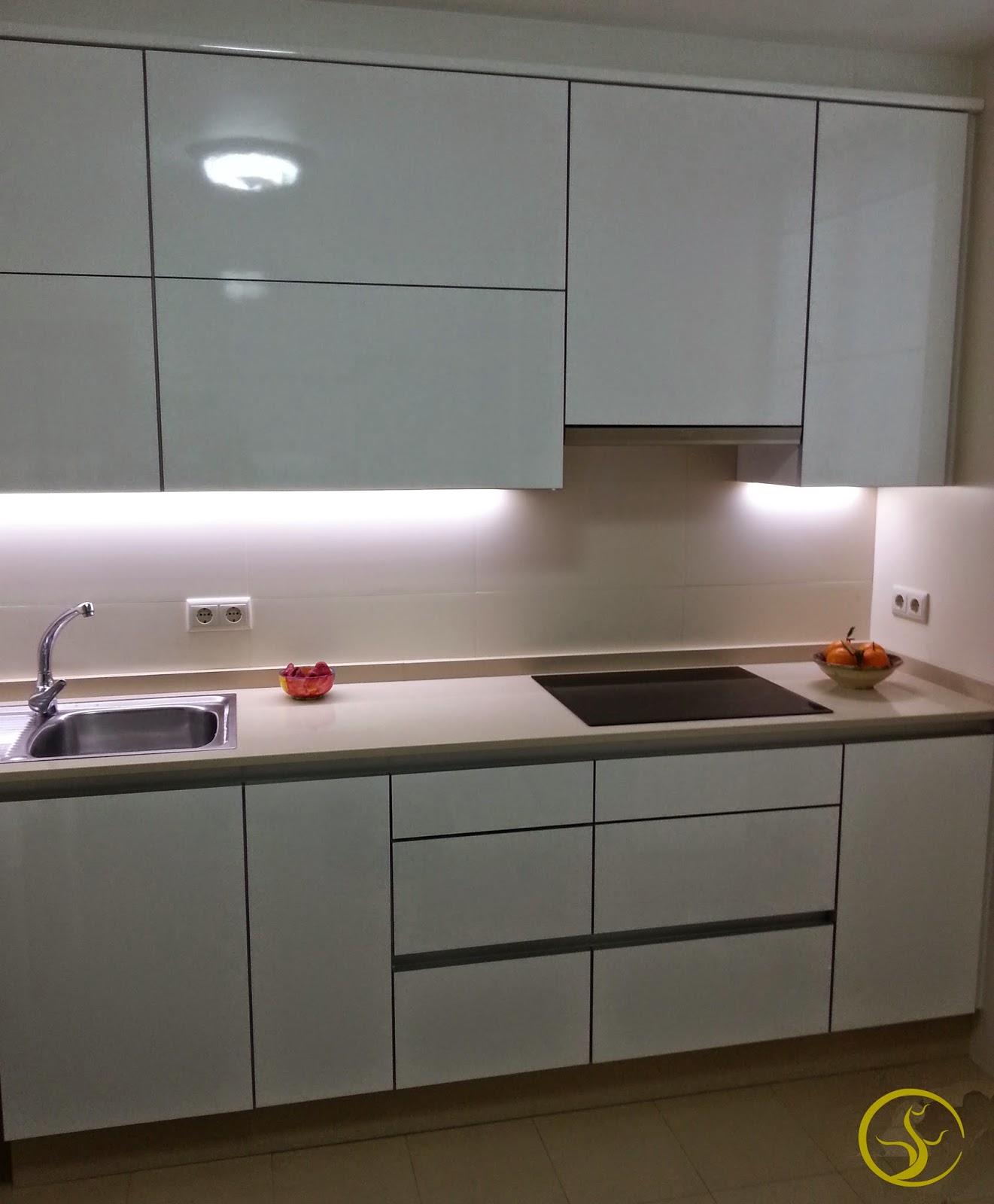 Puertas De Cocina Formica Magonz Com La Idea De Dise O De La  # Muebles Sostenibles