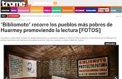 REPORTAJE EN EL TROME