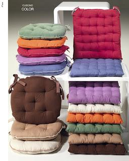 Cuscini sedie bollengo for Sedie arancioni