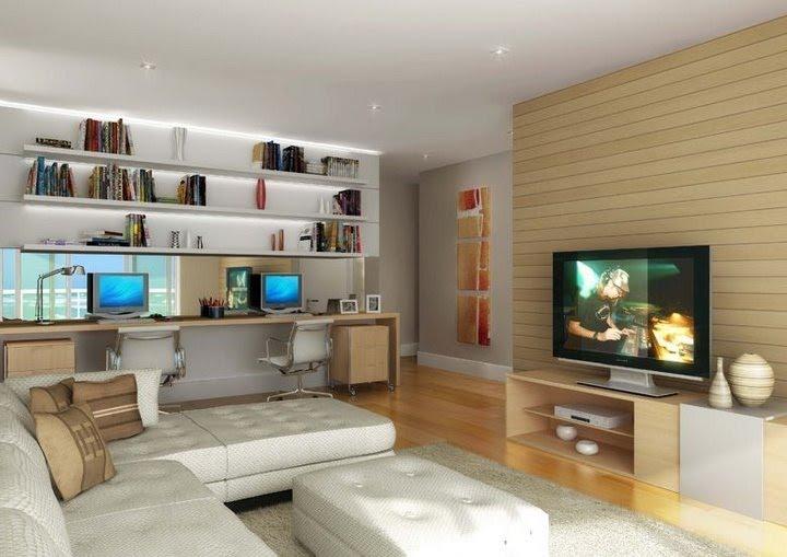Sala Com Painel Pra Tv ~ modelos de painel para Tv e escolha aquele vai combinar com a sua sala