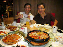 "Szechwan seafood meal (my best ever) at ""Lord of Salt Restaurant,"" Beijing -- with Johnson and Jia"